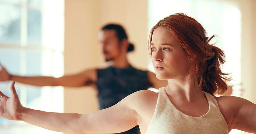 CorePower Yoga is for more experienced yogis