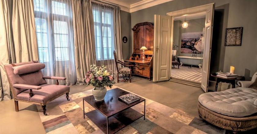 Elegant ambience at Camillas Hus
