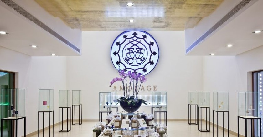 Amouage Factory and Visitor Center