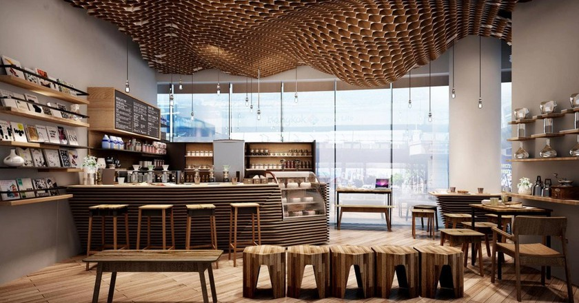 Enjoy the laid-back vibe at Gallery Drip Coffee in Bangkok | ©  Gallery Drip Coffee