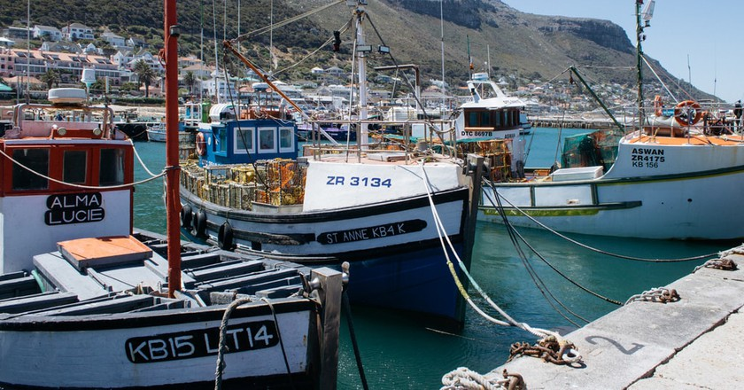 Discover the Seaside Charm of This Cape Town Harbor