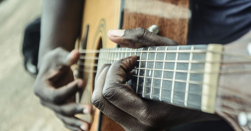 Music is deeply rooted in the culture