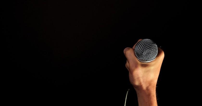 Feel the power of karaoke
