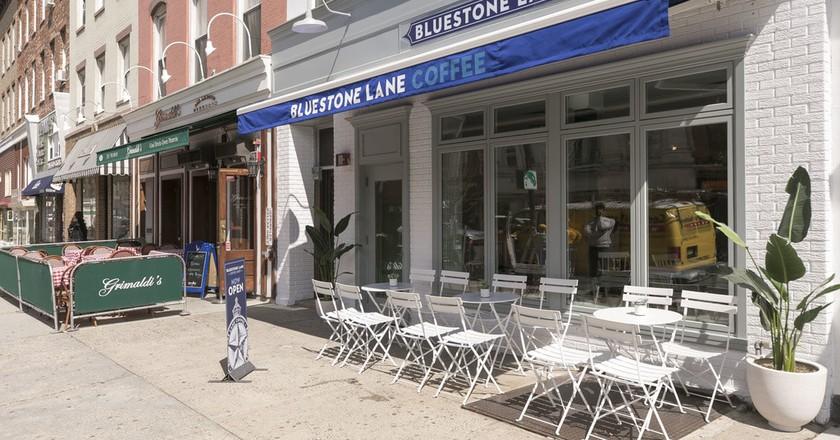 © Bluestone Lane Hoboken