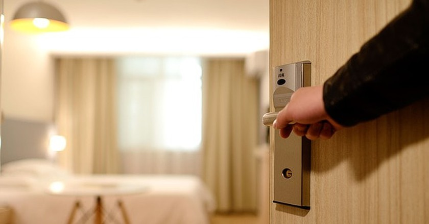 Budget hotels and hostels can help you save money while traveling