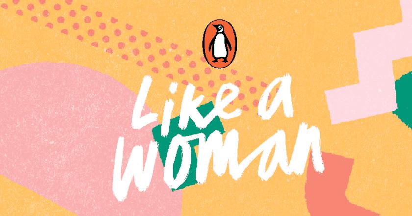 The Like A Woman Bookshop Logo   © Penguin Random House