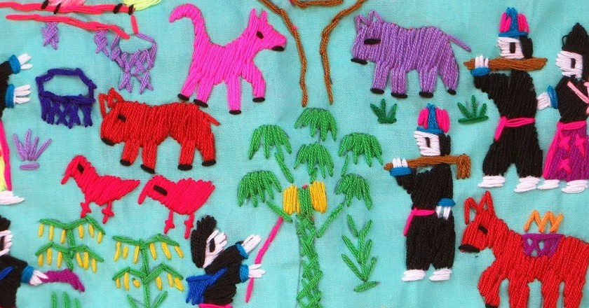 Lao Folk Art