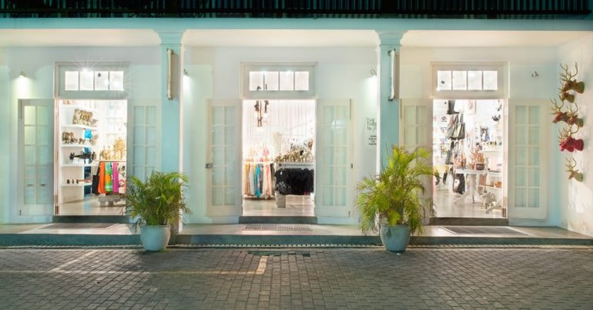 The Three by TPV in the Galle Fort is one of the favorite boutiques to shop in