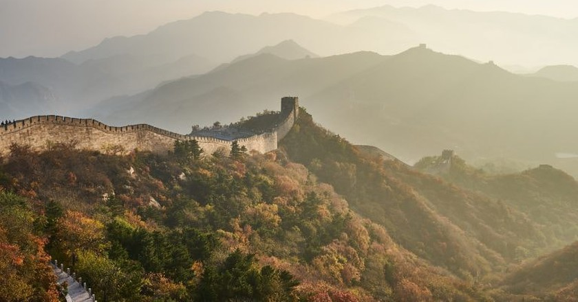 Great Wall Facts