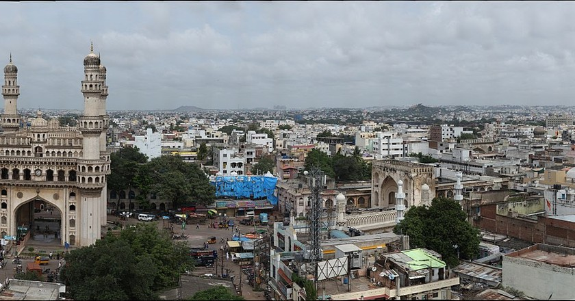 Hyderabad   © Nagalakshmikavuri / WikiCommons