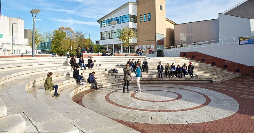 The University of Warwick's Piazza