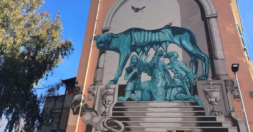 Get to know the hip neighbourhood of Pigneto