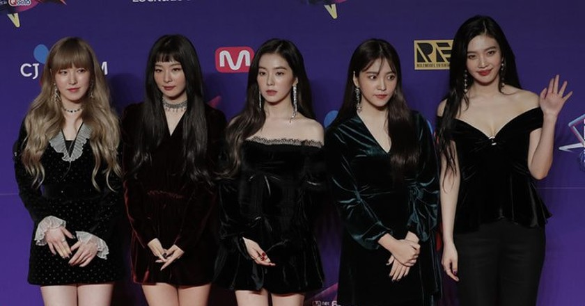 K-Pop band Red Velvet will be heading to North Korea