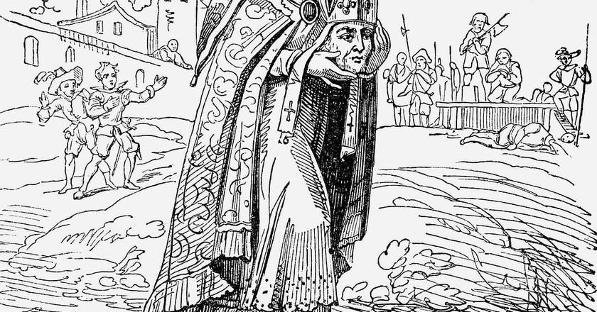 The Absurd Legend About Paris's Patron Saint