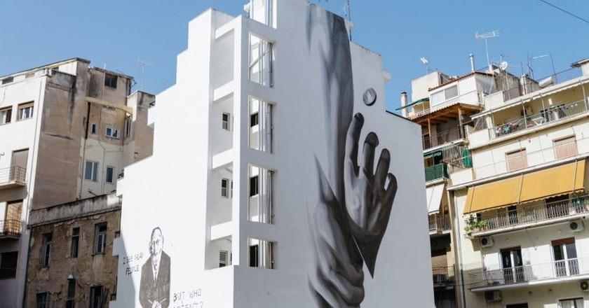 Graffiti in Exarchia