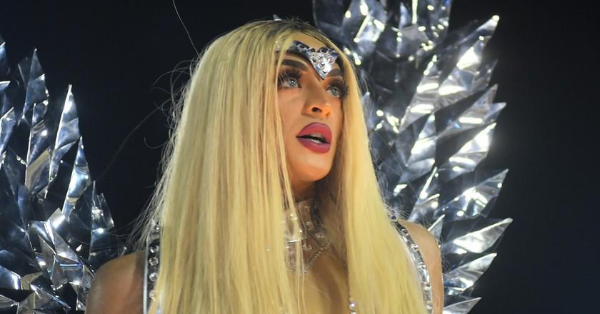 Pabllo Vittar, Brazil's drag queen star