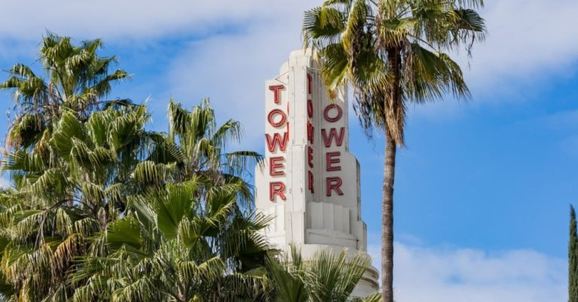 Tower Theater, Sacramento, California