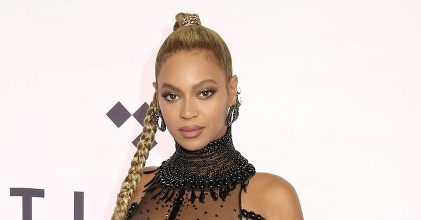 Beyonce is trying to improve access to clean water for Africans
