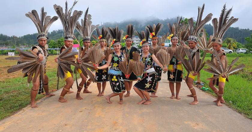 The Ethnic costume of Murut from Sabah | © jaiman taip / Shutterstock