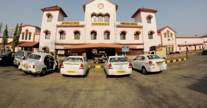 Mangaluru Central Railway Station