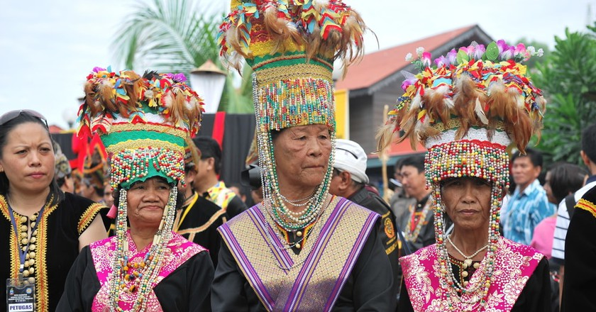 Bobohizan during the Harvest Festival in Sabah | © Augustine Bin Jumat / Shutterstock