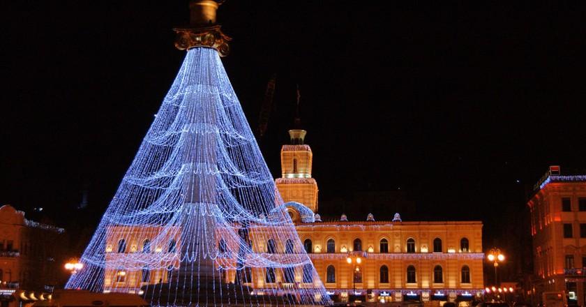 Tbilisi during Christmas   © Kris Duda / Flickr