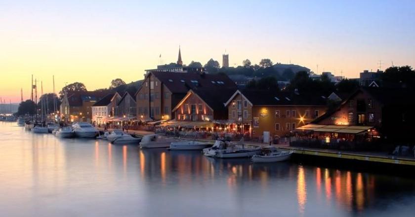 The Tønsberg port