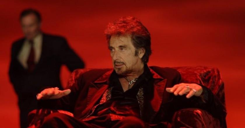 Al Pacino in 'Salomé'