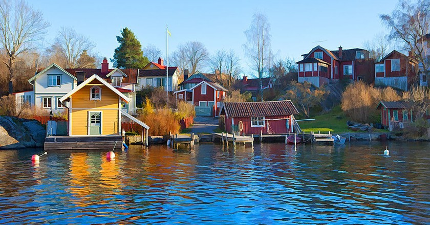Sweden is perfect, no matter the time of year