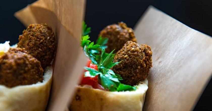 Falafel in Israel