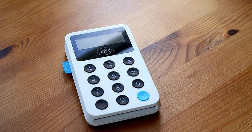 iZettle, and their readers, are one of the drivers behind Sweden's move away from cash | © Santeri Viinamäki / WikiCommons