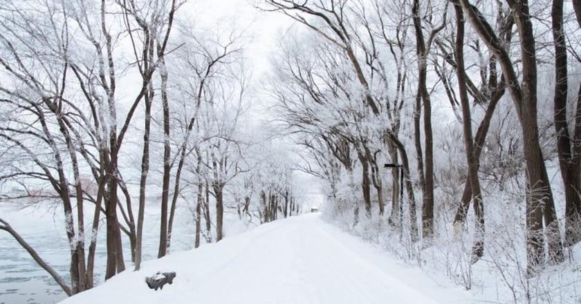 Winter road trip | © Ali Inay / Unsplash