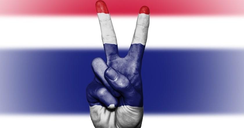 Thai flag | © Pxhere