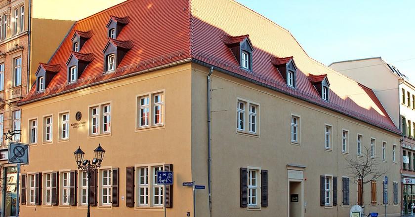 Robert Schumann-Haus in Zwickau | © André Karwath / Wikipedia