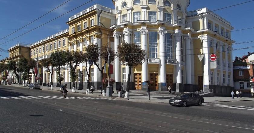 Regional Council building