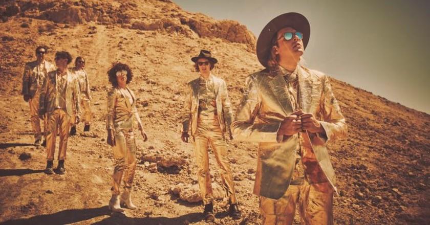 Arcade Fire are magnificent live