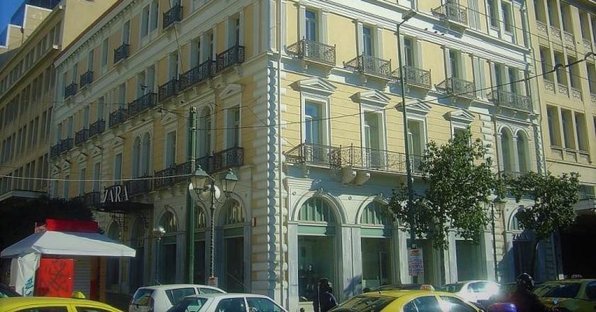 Grand Hotel d'Athènes, Athens