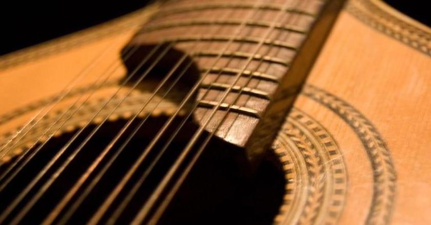 Portuguese guitar © Feliciano Guimarães / Flickr