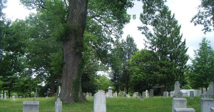 St. Mary's Cemetery Rockville | © Wikipedian1234 / WikiCommons