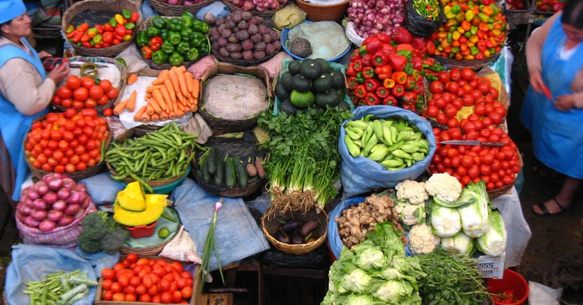 Sucre Market | © Cristian Ordenes/Flickr