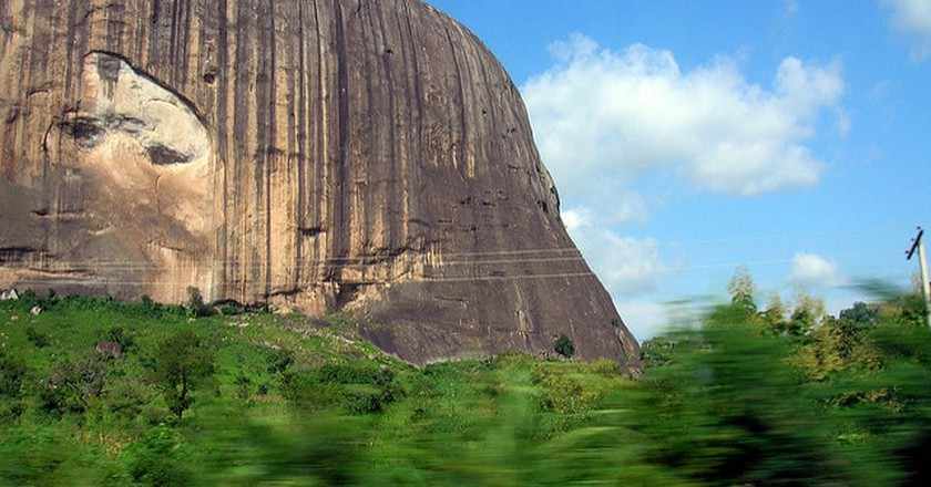 Zuma Rock, Niger State