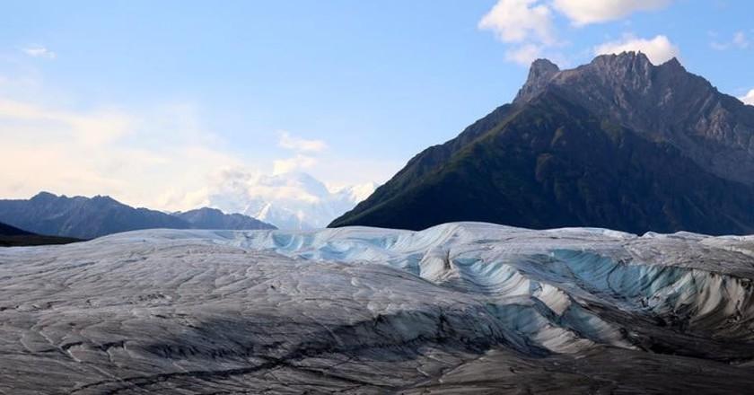 Root Glacier, near Kennicott, Alaska |© Bailey Berg