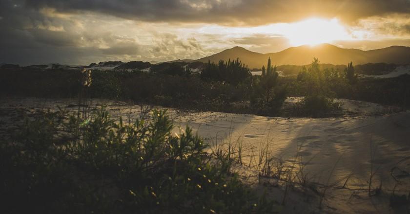 Floripa sunset