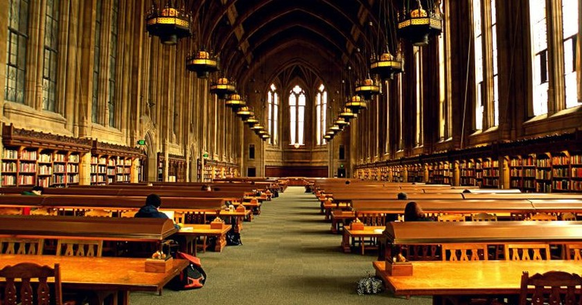 University of Washington library