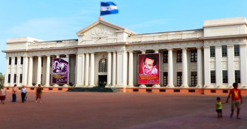 Palacio Nacional, Managua, Nicaragua
