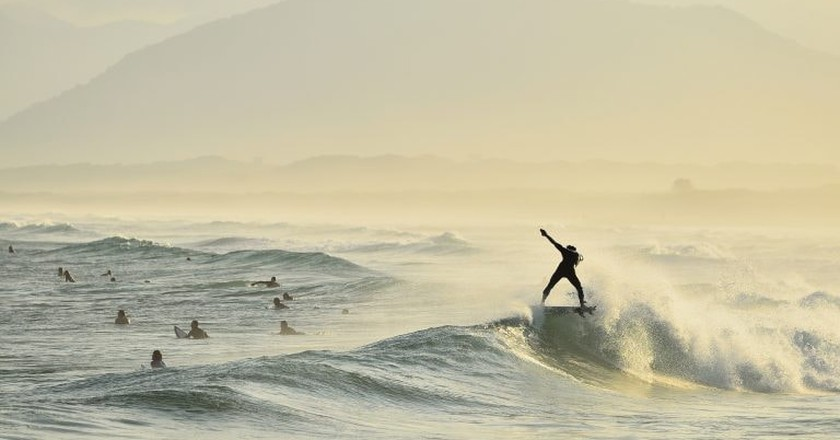 Busy Swell   © Papa Pic / Flickr