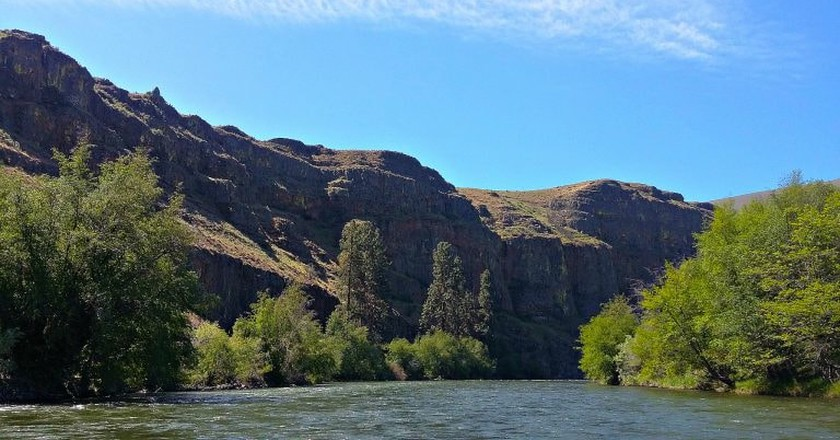 Yakima River Canyon