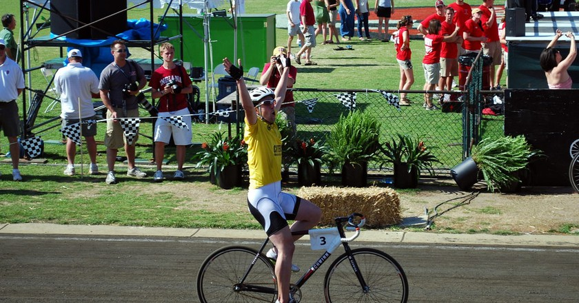Bloomington Bike Race | Owen Parrish / Flickr