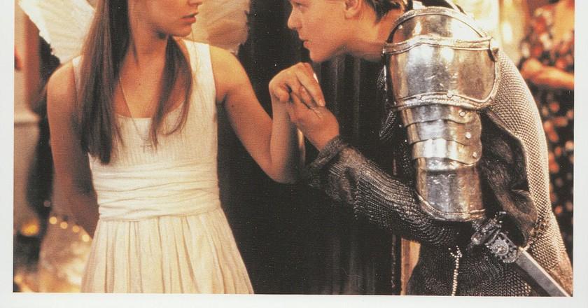 Scene from Romeo + Juliet