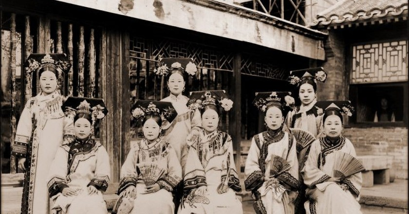 Manchu Palace Ladies